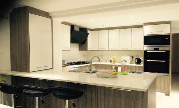 Denovo living the designers kitchen bedroom in ealing for Kitchen ideas ealing